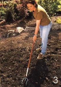 Заправка компоста
