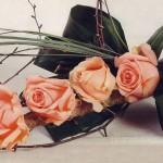 """Букет из роз """"Весеннее настроение"""""""