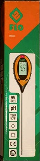 Измеритель для почвы