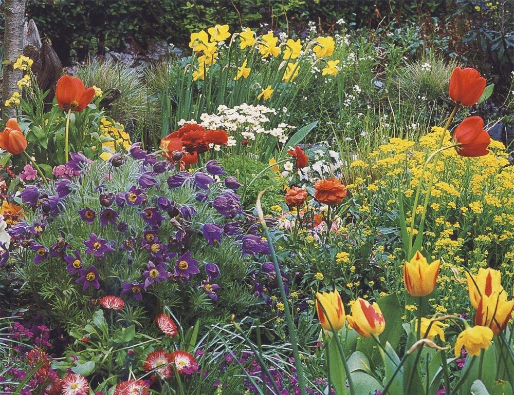 Ностальгический сад