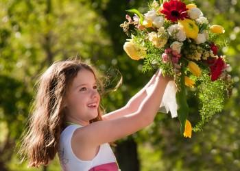 Цветы для срезки