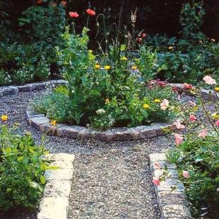Классический стиль сада