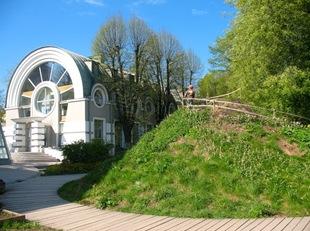 Филиал Ботанического сада МГУ - Аптекарски огород