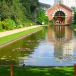 Малый Ботанический сад МГУ и Георгий Треспе