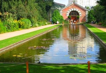 Малый ботанический сад МГУ