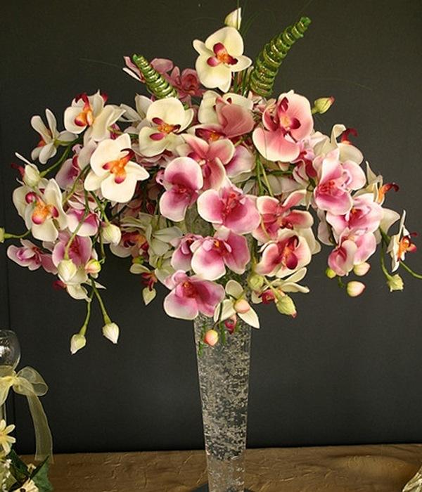 Орхидея цветов и букеты из орхидей