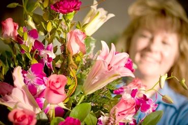 Садовые цветы для срезки