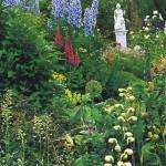 Хитрости оформления цветников и клумб
